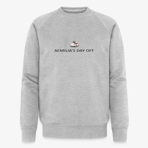 Aemilia's Day Off 500 - Men's Organic Sweatshirt by Stanley & Stella