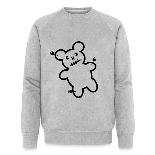 Vodoo Teddy - Männer Bio-Sweatshirt von Stanley & Stella