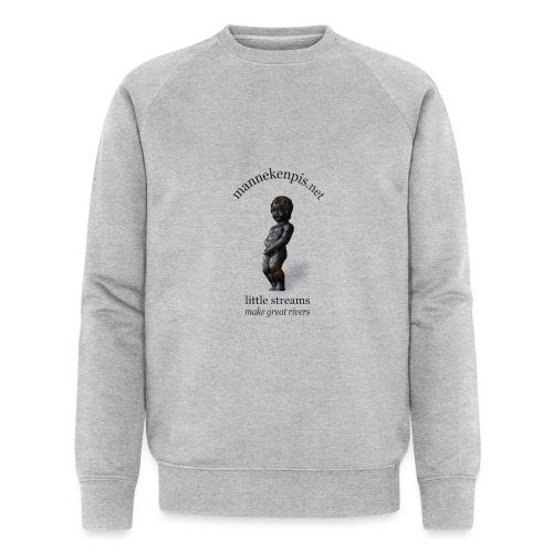 BXL ♀♂ | mannekenpis - Sweat-shirt bio