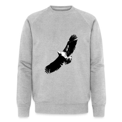 Fly like an eagle - Männer Bio-Sweatshirt von Stanley & Stella