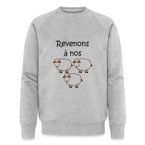 revenons-a-nos utons - Sweat-shirt bio