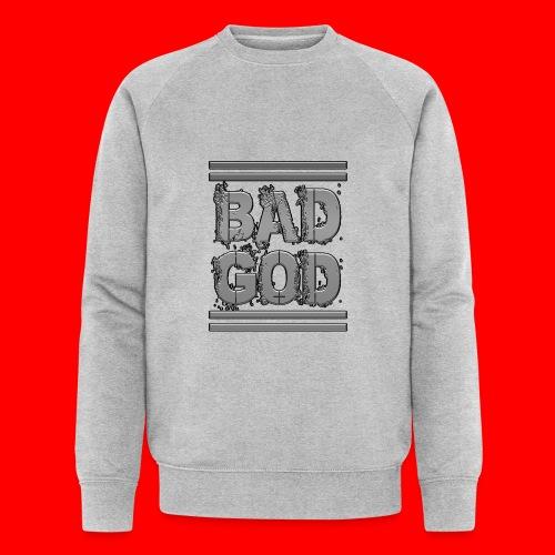 BadGod - Men's Organic Sweatshirt by Stanley & Stella