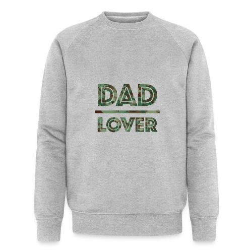 DAD LOVER - Ekologisk sweatshirt herr från Stanley & Stella