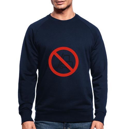 Stapler Crew Stagehand - Männer Bio-Sweatshirt