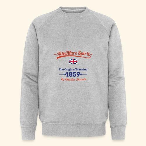 AdventureSpirit UK - Männer Bio-Sweatshirt von Stanley & Stella
