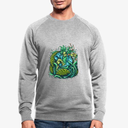 Dieu de la mer - Sweat-shirt bio