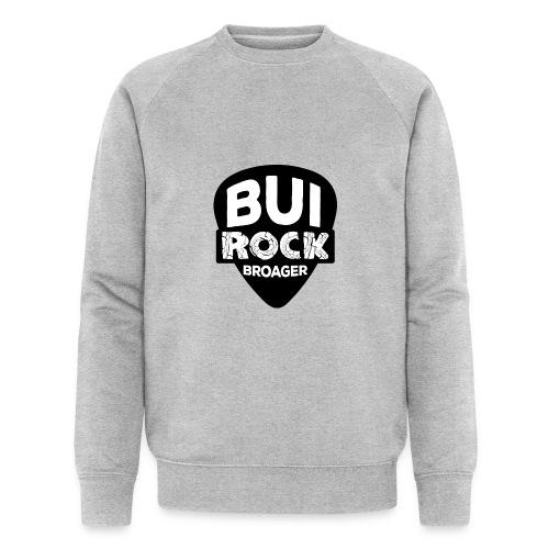 BUI ROCK - Økologisk sweatshirt til herrer