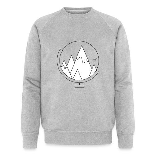 Bergen - Mannen bio sweatshirt