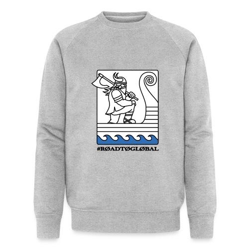 ROAD TO GLOBAL CS:GO - Men's Organic Sweatshirt by Stanley & Stella
