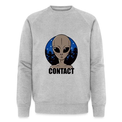 Contact Extraterrestre - Sweat-shirt bio Stanley & Stella Homme