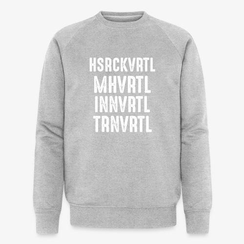 Viertel von Oberösterreich - Männer Bio-Sweatshirt von Stanley & Stella