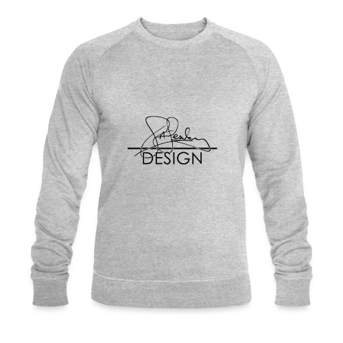 sasealey design logo png - Men's Organic Sweatshirt