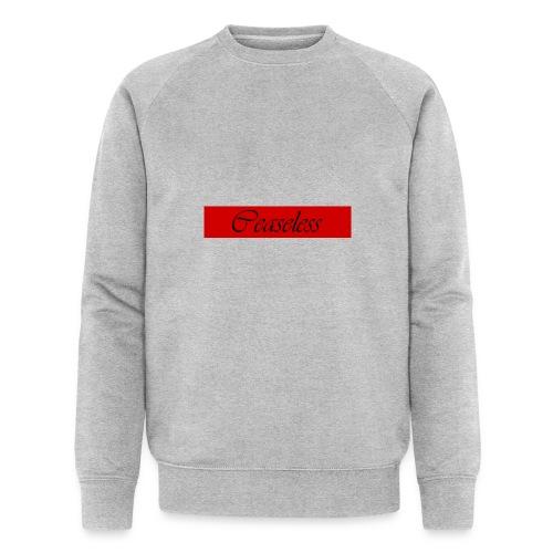 Ceaseless with box - Men's Organic Sweatshirt by Stanley & Stella