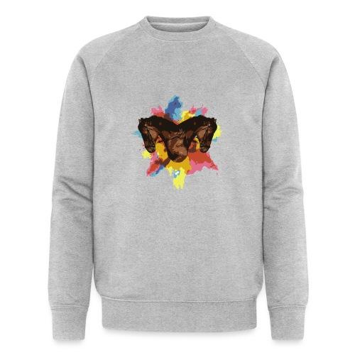 Cheval coloré - Sweat-shirt bio Stanley & Stella Homme