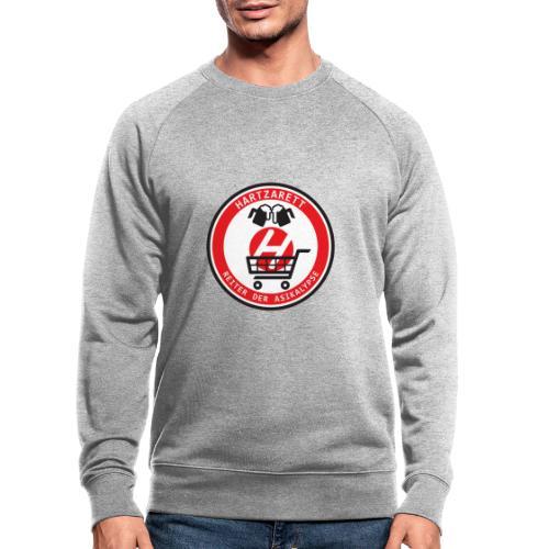 Hartzarett Reiter der Asikalypse - Männer Bio-Sweatshirt