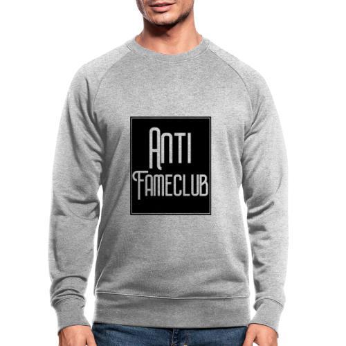 Anti FameClub - Männer Bio-Sweatshirt