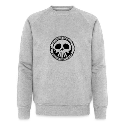 DEADLY CHEMTRAILS - Ekologiczna bluza męska Stanley & Stella