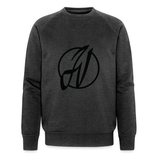 JV Guitars - logo noir - Sweat-shirt bio Stanley & Stella Homme