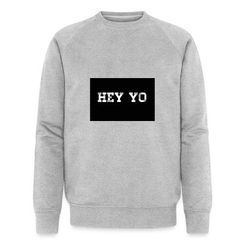 Hey yo - Sweat-shirt bio Stanley & Stella Homme