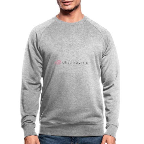 Alison Burns Signature Range - Men's Organic Sweatshirt