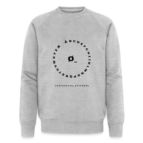 Østerbro - Økologisk Stanley & Stella sweatshirt til herrer