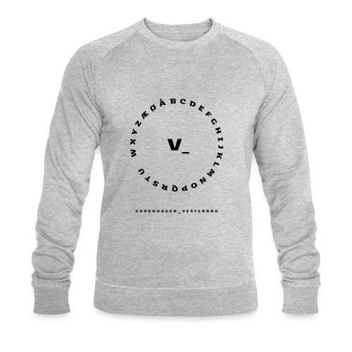 Vesterbro - Økologisk Stanley & Stella sweatshirt til herrer
