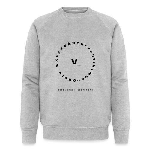 Vesterbro - Økologisk sweatshirt til herrer