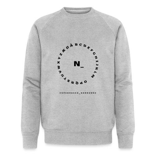 Nørrebro - Økologisk Stanley & Stella sweatshirt til herrer