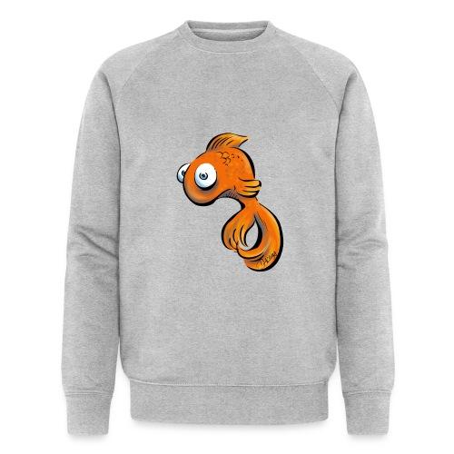 Frustfisch - Männer Bio-Sweatshirt von Stanley & Stella