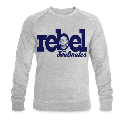REBEL SOULMATES - Men's Organic Sweatshirt