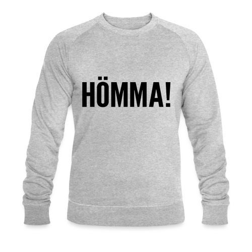 Hömma - Männer Bio-Sweatshirt von Stanley & Stella