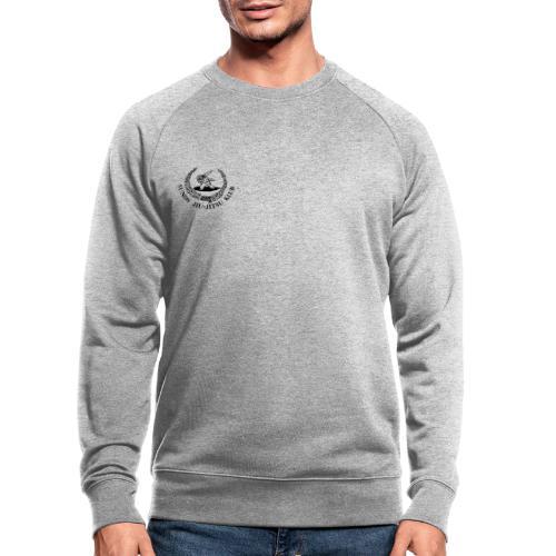 logo på brystet - Økologisk sweatshirt til herrer