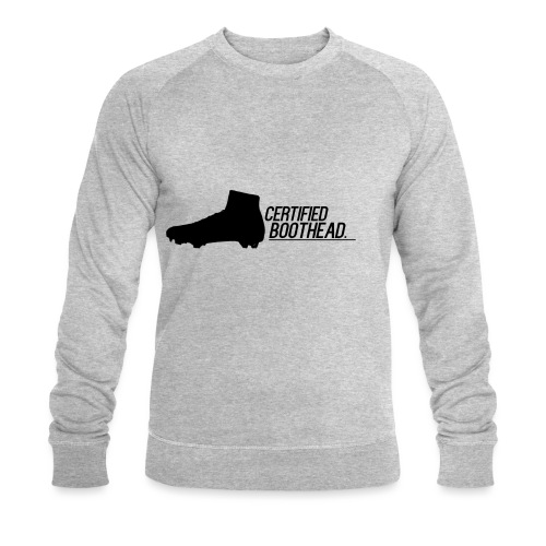 Certified Boothead - Men's Organic Sweatshirt