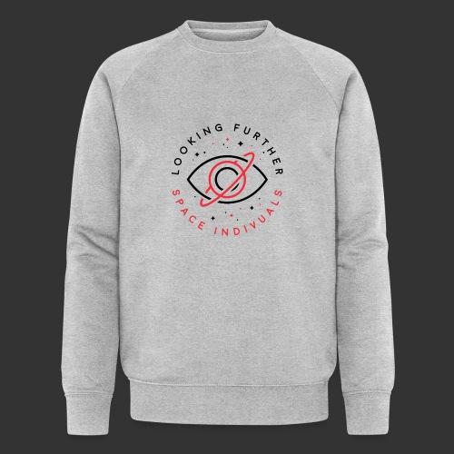Space Individuals - Looking Further White - Men's Organic Sweatshirt by Stanley & Stella