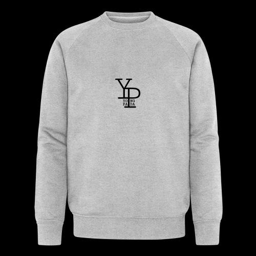 YO_NG PA_DA BLACK DESIGN - Männer Bio-Sweatshirt