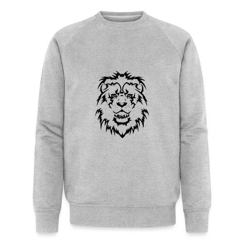 Karavaan Lion Black - Mannen bio sweatshirt van Stanley & Stella
