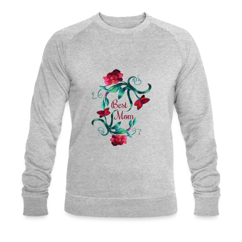 Best Mom - Männer Bio-Sweatshirt
