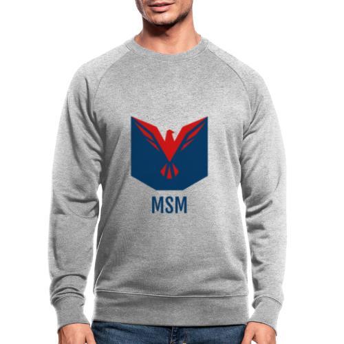 MSM ORIGINAL - Økologisk sweatshirt til herrer