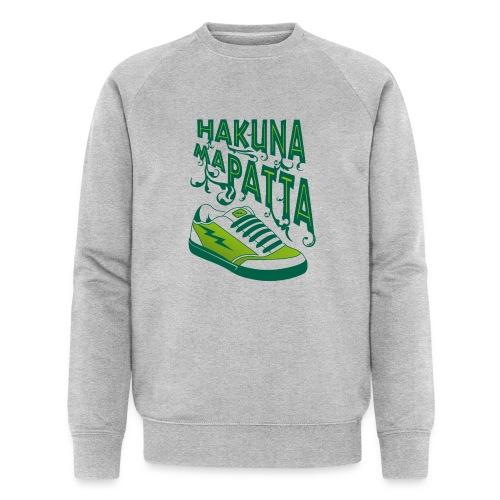 Hakuna maPatta - Mannen bio sweatshirt van Stanley & Stella