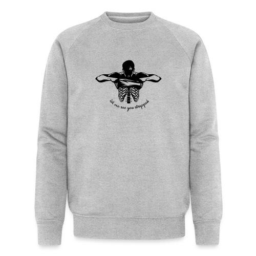 DM stripped - Männer Bio-Sweatshirt von Stanley & Stella