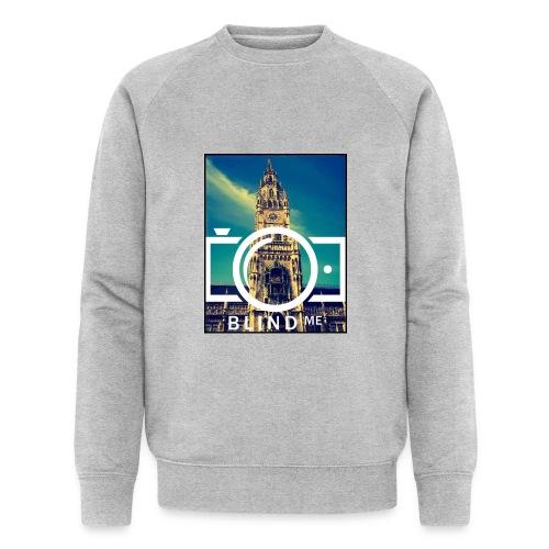 Offical BlindMe - Men's Organic Sweatshirt by Stanley & Stella