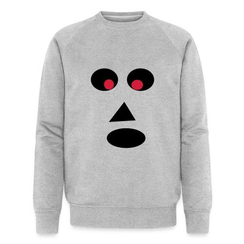 Ansigt - Økologisk sweatshirt til herrer