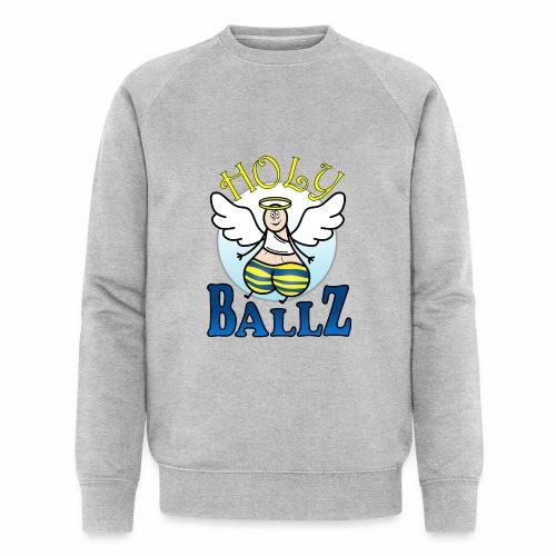 Holy Ballz Charlie - Men's Organic Sweatshirt