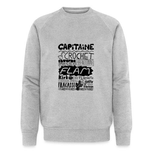capitaine - Sweat-shirt bio Stanley & Stella Homme