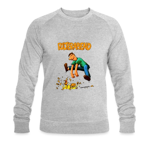 polter2019.png - Männer Bio-Sweatshirt