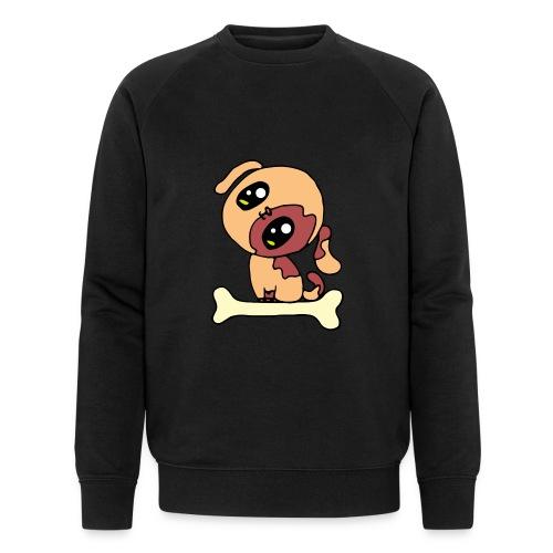 Kawaii le chien mignon - Sweat-shirt bio Stanley & Stella Homme