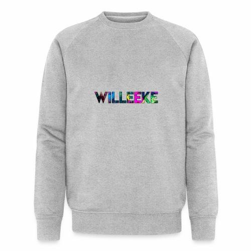willeeke graffiti - Ekologisk sweatshirt herr
