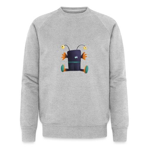 Umarme mich Monster mit Stielaugen - Männer Bio-Sweatshirt von Stanley & Stella