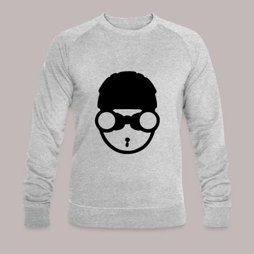 Peeper Splash - Männer Bio-Sweatshirt von Stanley & Stella