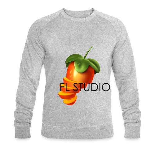 Sliced Sweaty Fruit - Men's Organic Sweatshirt by Stanley & Stella